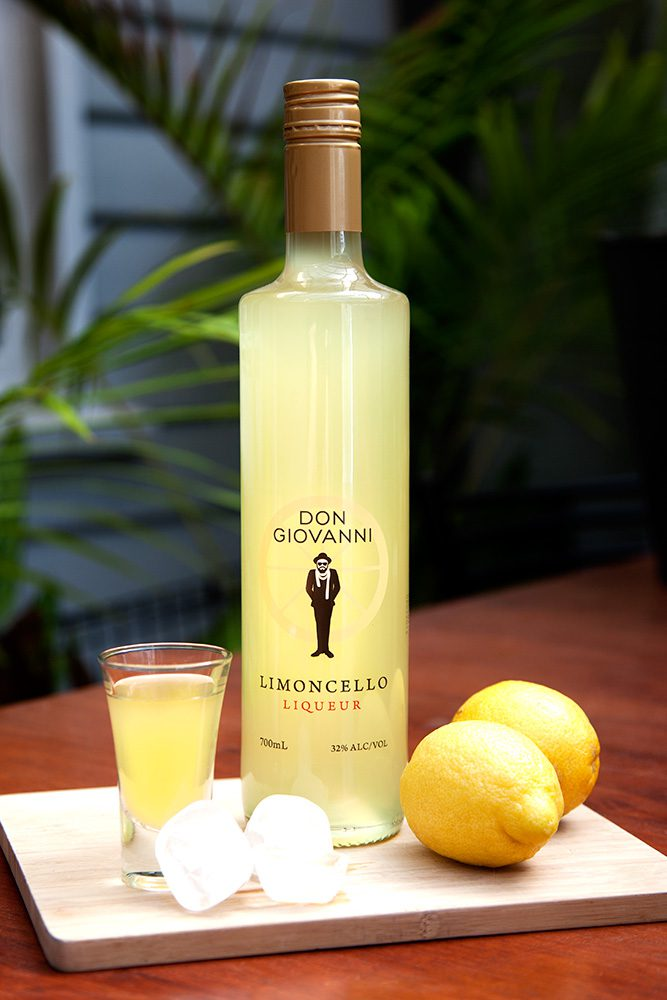 How to drink Don Giovanni Limoncello Liqueur